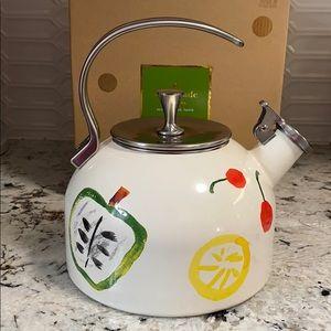 Kate Spade All In Good Taste Tea Kettle